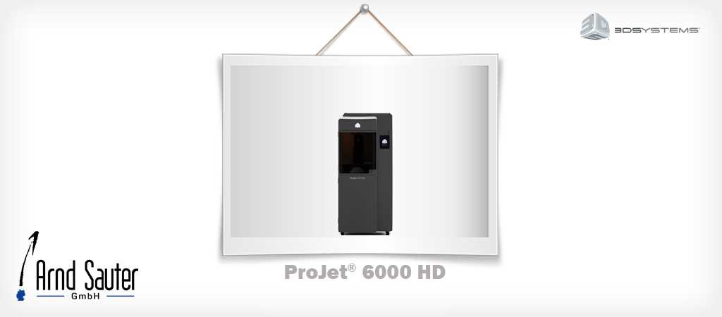 3D-Systems Projet 6000 HD